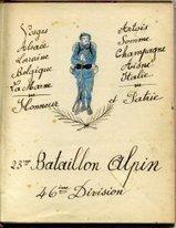 1914-1918 : journal de guerre d'un Héraultais chasseur alpin : Jean Pouzoulet (1894-1981)   Nos Racines   Scoop.it