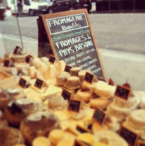 Comment j'ai arrêté Internet pour devenir fromagère | Les Fromages | Scoop.it