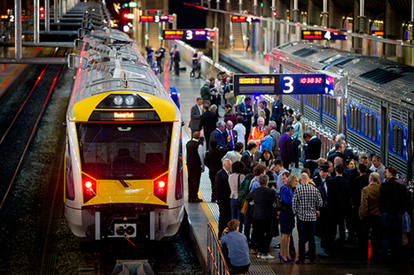 A good reason to take public transport to work - study   Health   Scoop.it