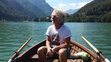 1878 : A.Stoppani = 2015 : P.Migone | Dolomiti di ieri e di oggi | Scoop.it