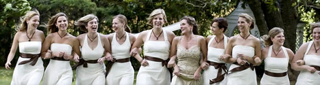 Design-your-own dress site puts bridesmaids in control - Springwise | Fashion Technology Designers & Startups | Scoop.it