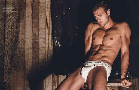 Dan Murphy Coverboy for Citizen Homme Magazine | Male Model | Scoop.it
