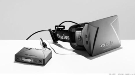 How Zuck met Oculus: Facebook's big bet on virtual reality - Fortune Tech | Transformational Leadership | Scoop.it