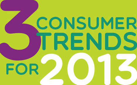 Consumer Trends That Will Impact Social Media Marketing In 2013 | Discussion for IMC | Scoop.it