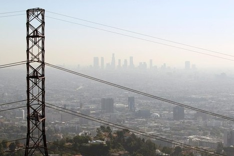 Los Angeles Halts Using Electricity From Coal Plants | Stretching our comfort zone | Scoop.it