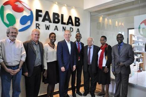 Les premiers pas du Fablab Rwanda | Libre de faire, Faire Libre | Scoop.it