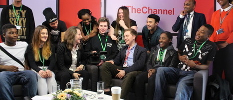 Guardian columnist opens up on student TV show | Gazelle Student Impact | Scoop.it