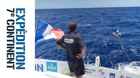 Journal du mercredi 7 mai 2014 - Expédition 7e Continent | Expédition Atlantique Nord | Scoop.it
