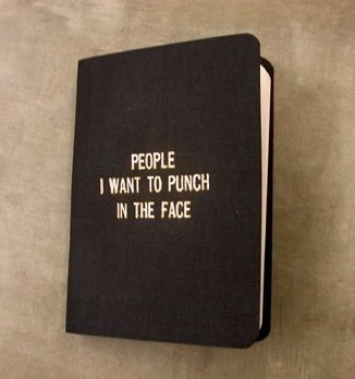 people i want to punch in the face | blankanvas | aquarium | Scoop.it