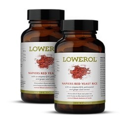 Lowerol Review with Red Yeast Rice | Herbal Health Supplements | Scoop.it