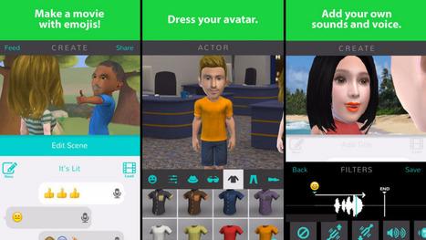 Evertoon: réaliser de petits films d'animations en 3D sur iPad | Le propulseur de Ticeman | De tout sur la pédagogie! | Scoop.it