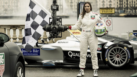 First full-time female driver for Formula E | Women and cars | Scoop.it