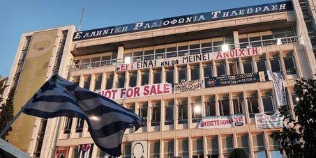 Grèce : le Parlement vote le rétablissement de la télévision publique | DocPresseESJ | Scoop.it