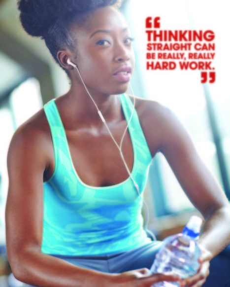 Train your brain for mental toughness - Fit Nation Magazine | Fitness | Scoop.it