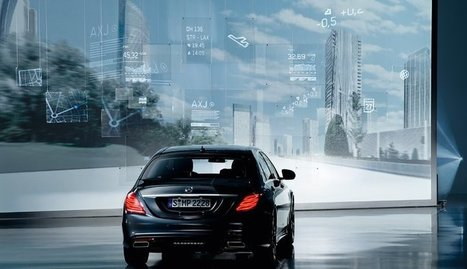 Augmented Reality in Automotive Internet of Things Industry | Realidad Aumentada | Scoop.it