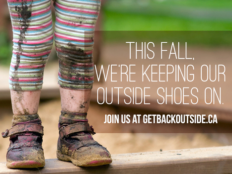 This year, we're keeping our outside shoes on | Environment! | Scoop.it