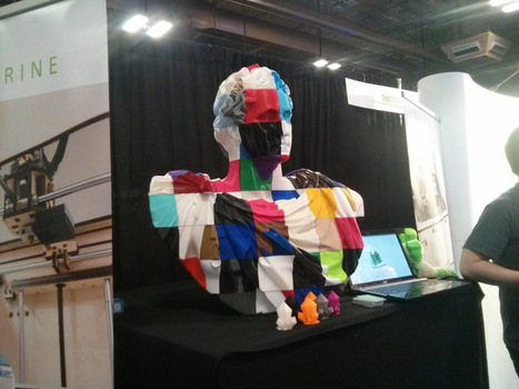 George Crowdsourcington: Distributing Large Scale 3D Print Jobs | Maker Stuff | Scoop.it