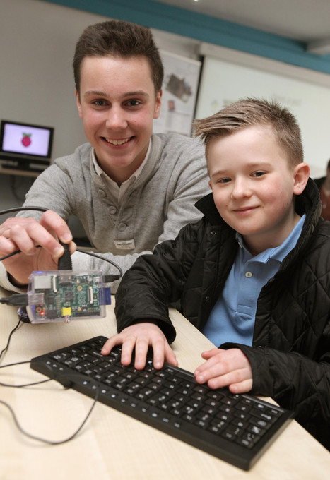 VIDEO: Linton schoolboy known as 'The Raspberry Pi Guy' online hosts day of ... - Cambridge News | Raspberry Pi | Scoop.it