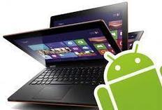 Google cancels dual Android/Windows tablets/laptops | Techinews | Scoop.it