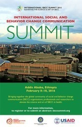 Submit Abstracts for the First International SBCC Summit | Johns Hopkins Center for Communication Programs | HIV and AIDS Behavior Change Communication | Scoop.it