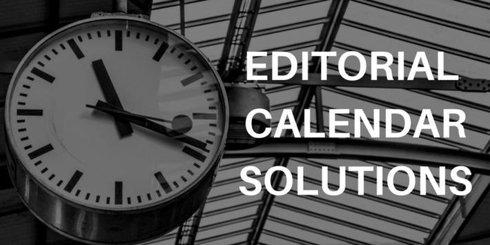 Editorial Calendar Solutions | Marketing de contenidos, artículos seleccionados por Eva Sanagustin | Scoop.it