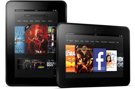 Kindle Fire sale at Amazon | Garden apps for mobile devices | Scoop.it