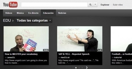 Youtube lanza novedades para profesores.- | Welcome MOOC | Scoop.it