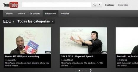 Youtube lança novidades para professores | Historia e Tecnologia | Scoop.it
