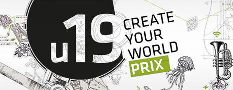 #Call - u19 – CREATE YOUR WORLD - Prix Ars Electronica's 2015 for young people - #mediaart #artcall | Digital #MediaArt(s) Numérique(s) | Scoop.it
