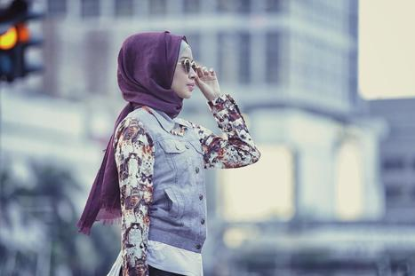 Hijab Couture Goes Haute   Education in a Multicultural Society   Scoop.it
