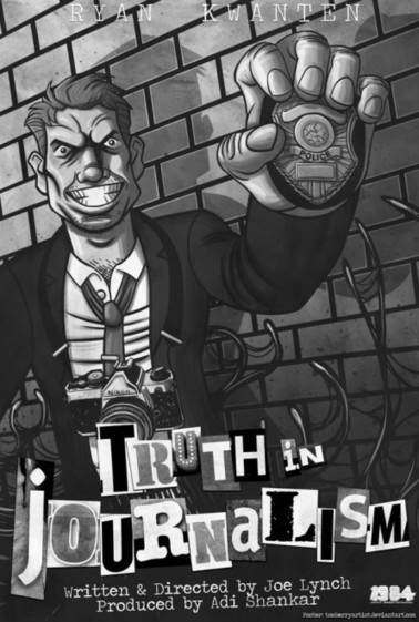 DROPS #98 – Truth in Journalism: novo curta ambientado no ... | facebook | Scoop.it