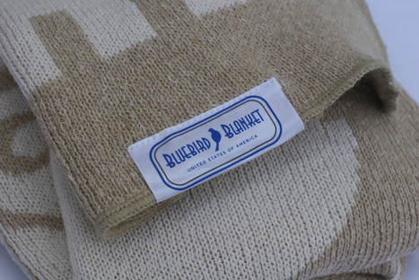 Bluebird Blankets Made in the USA | Social Mercor | Scoop.it