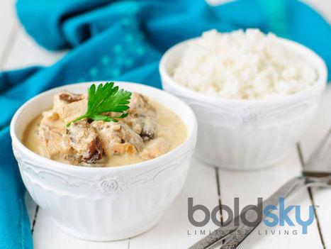 Delectable Low Fat Dahi Chicken Recipe | Indian Food Recipes | Scoop.it