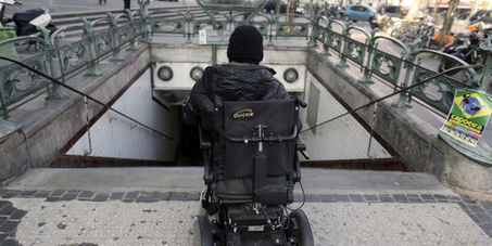 L'accessibilité des handicapés, un problème toujours pas résolu   Santé   Scoop.it