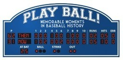 Baseball Stats and Fun Facts You May Not Know [Infographic] | Real Estate Plus+ Daily News | Scoop.it