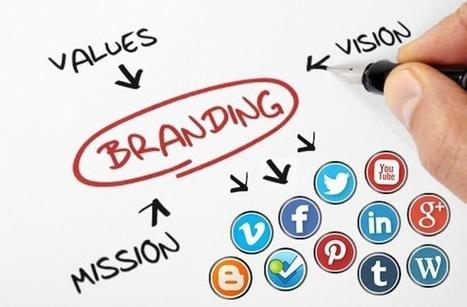Améliorez l'image de votre marque grâce à ces conseils marketing sur les réseaux sociaux | Du Social Media et du Marketing | Scoop.it