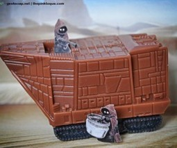 Jawa Sandcrawler Soap: Fortress of Cleanliness | All Geeks | Scoop.it