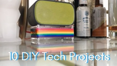 10 DIY projects that offer a crash course in tech - Holy Kaw! | Arduino Raspberry PI | Scoop.it