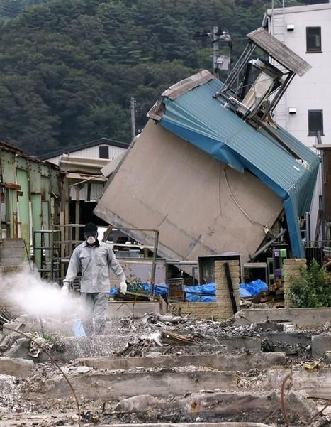 [photo] Pire catastrophe du Japon, mais pas la seule | Daylife-Reuters Pictures | Japon : séisme, tsunami & conséquences | Scoop.it