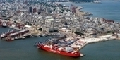 Uruguay comenzó obras de terminal granelera en Puerto de Montevideo - CargoGuia   CargoGuia   Scoop.it
