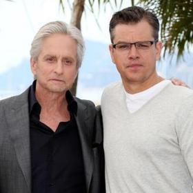 Michael Douglas and Matt Damon inspired by marriages | ShowBizLondon.com | The UK's Entertainment News & Gossip website | Giving you the complete picture - on all your favourite London celebrities. | Scoop.it