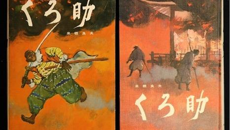 Yasuke: le premier samouraï étranger était africain | Le creuset d'Histophile ? | Scoop.it