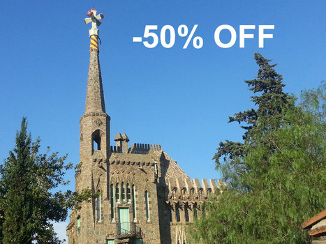 Sales also in the Modernist Route in Barcelona: 50% OFF! | Discovering Barcelona (by Barcelona City Blog) | Scoop.it
