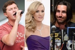 Sexy, Silly, Sassy Country Celeb Selfies: Carrie Underwood, Taylor Swift + More Share Close-Ups   Country Music Today   Scoop.it