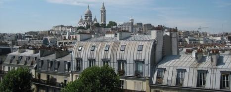 Pourquoi les toits sont-ils tous gris à Paris ? | le Bonbon | What's new in France : Whaff (wine, history, art, food : France) | Scoop.it