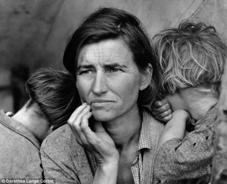 Women in the Great Depression | The Great Depression-Pfitzner | Scoop.it