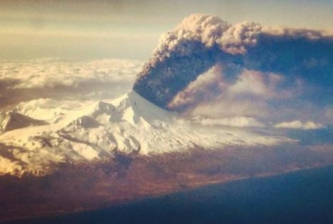 New Pavlof Volcano rumblings could be prelude to eruption | Geology | Scoop.it
