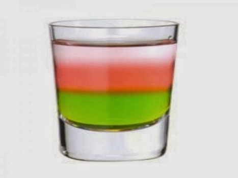 Apple Jolly Rancher Cocktail Recipe | Simple Cocktail Recipes | How to Make Cocktail Drinks | How to Make Mixed Cocktail Drinks | Scoop.it