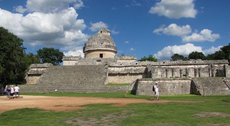 An ancient Mayan Copernicus | Archaeology | Scoop.it