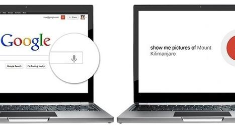 «Ok, Google»: oubliez la recherche, vous pouvez discuter avec votre ordinateur | Slate | Etudions Google | Scoop.it